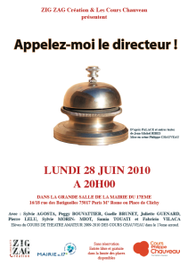 spectacle 2010