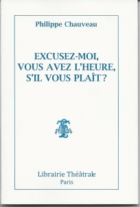 livre Philippe Chauveau